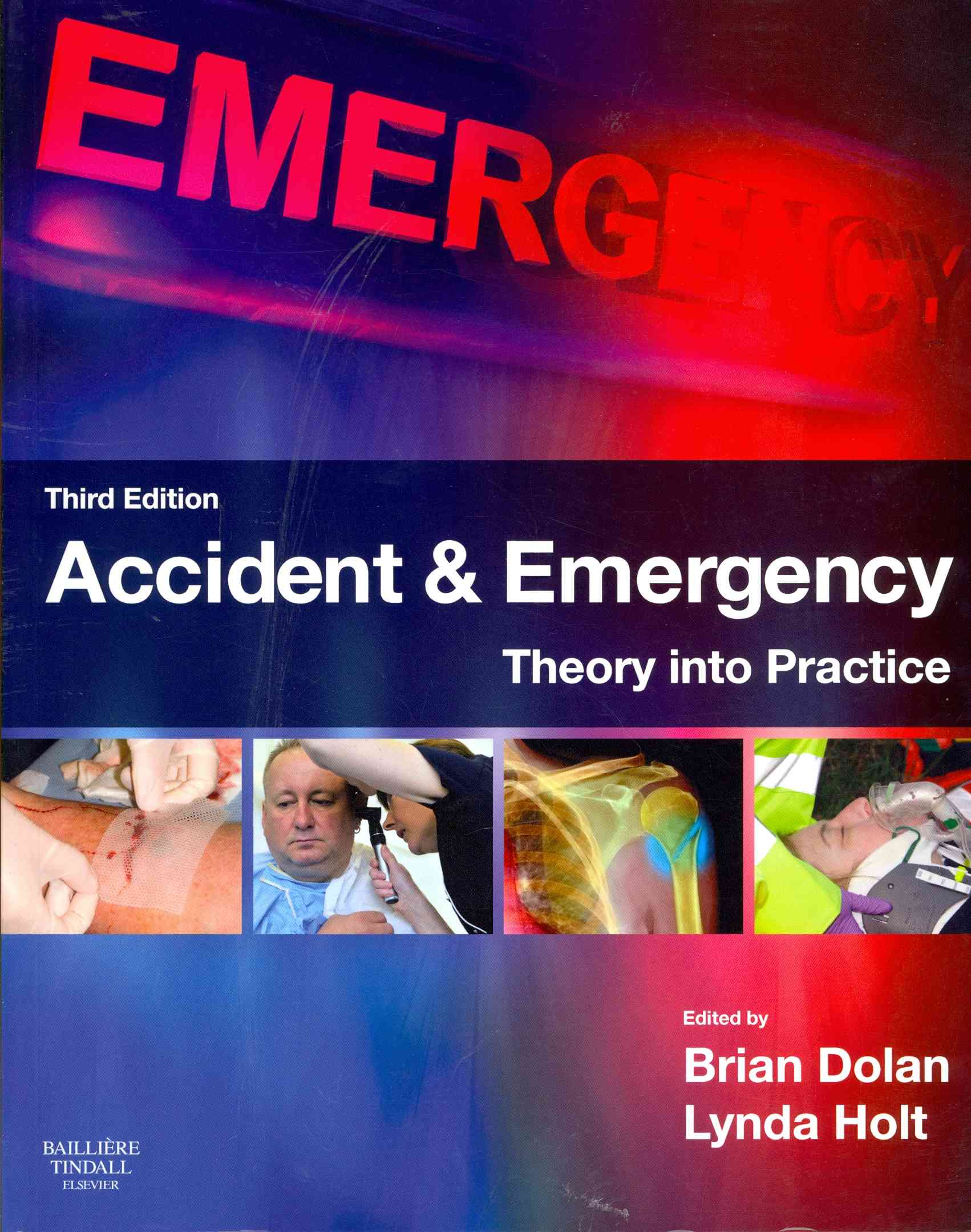 Accident and Emergency By Dolan, Brian